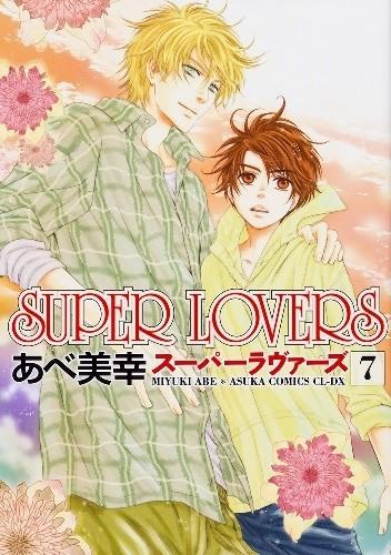 Okładka książki Super Lovers 7