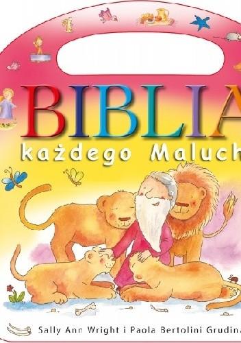Okładka książki Biblia każdego malucha
