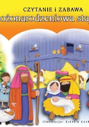 Okładka książki Bożonarodzeniowa stajenka