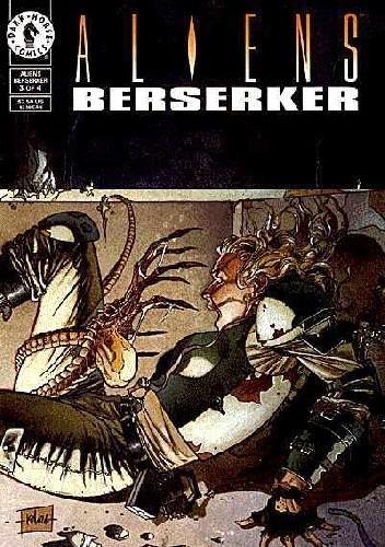 Okładka książki Aliens: Berserker #3
