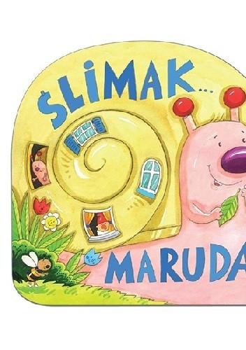 Okładka książki Ślimak maruda