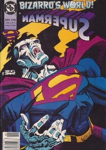 Okładka książki Superman 5/1997