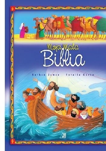 Okładka książki Moja mała Biblia