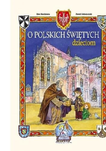 Okładka książki O polskich świętych dzieciom