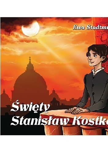 Okładka książki Święty Stanisław Kostka