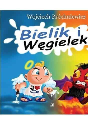 Okładka książki Bielik i węgielek