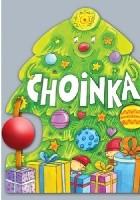Choinka. Książka z pianką