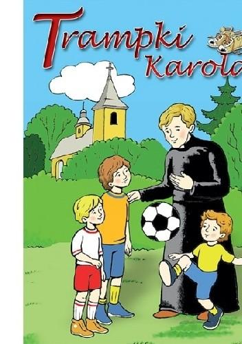 Okładka książki Trampki Karola