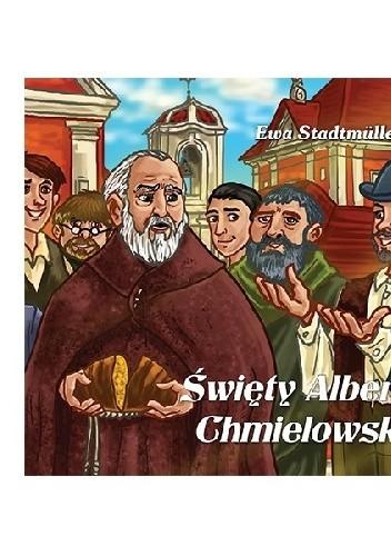 Okładka książki Święty Albert Chmielowski