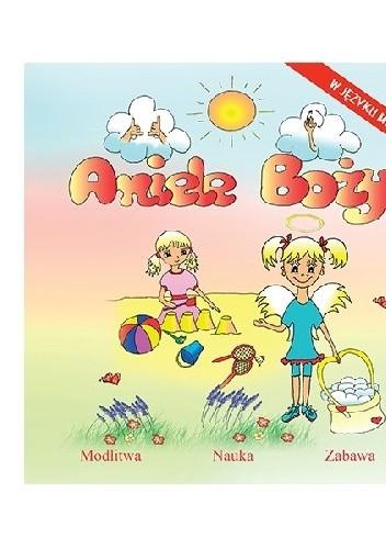 Okładka książki Aniele Boży. W języku migowym