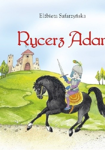 Okładka książki Rycerz Adam