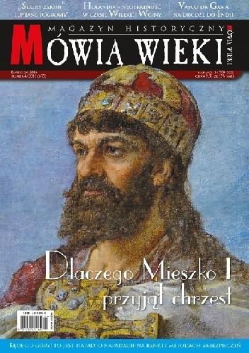 Okładka książki MÓWIĄ WIEKI nr 4/2016 (675)