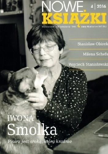 Okładka książki Nowe Książki nr 4/2016
