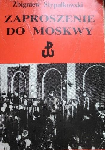 Okładka książki Zaproszenie do Moskwy
