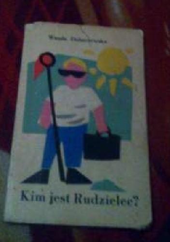 Okładka książki Kim jest rudzielec ?