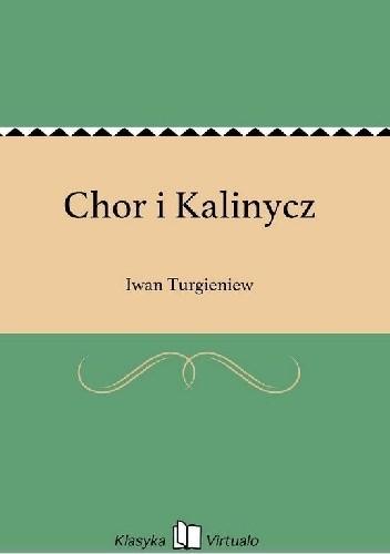 Okładka książki Chor i Kalinycz