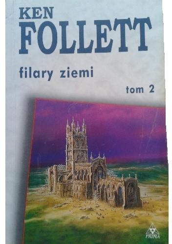 Okładka książki Filary ziemi tom II