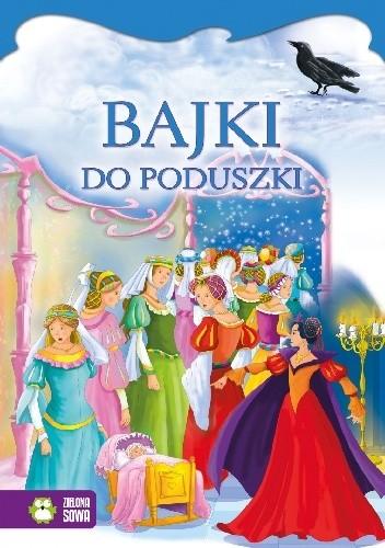 Okładka książki Bajki do poduszki