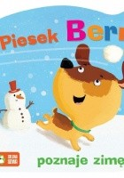 Piesek Berni poznaje zimę
