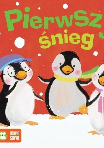 Okładka książki Pierwszy śnieg