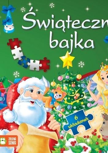 Okładka książki Świąteczna bajka