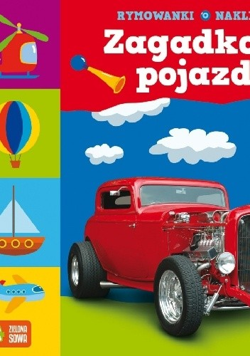 Okładka książki Zagadkowe pojazdy