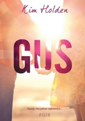 Okładka książki Gus