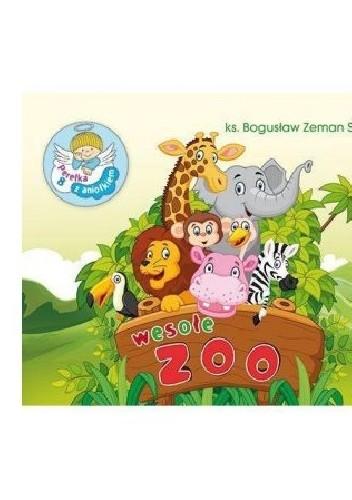 Okładka książki Wesołe zoo. Perełka z aniołkiem nr 8