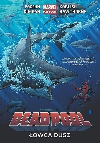Okładka książki Deadpool: Łowca dusz