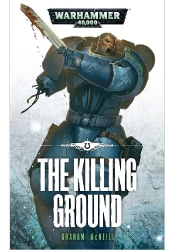 Okładka książki The Killing Ground
