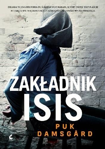 Okładka książki Zakładnik ISIS