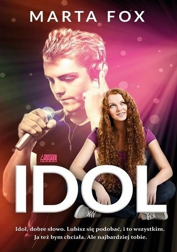Okładka książki Idol