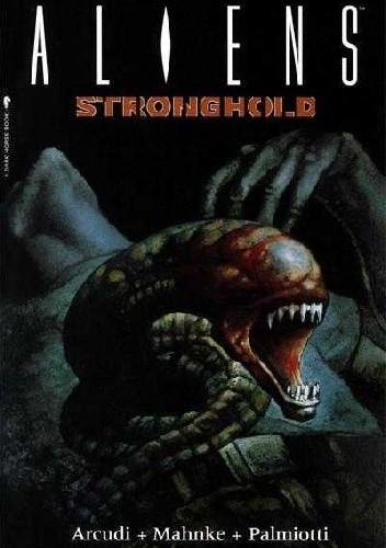 Okładka książki Aliens: Stronghold
