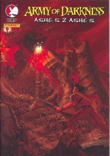 Okładka książki Army of Darkness: Ashes 2 Ashes #4