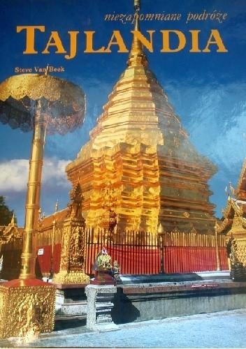 Okładka książki Tajlandia