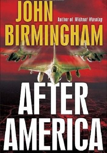 Okładka książki After America (The Disappearance #2)