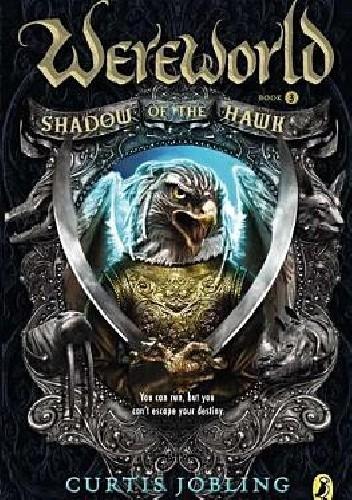 Okładka książki Shadow of the Hawk