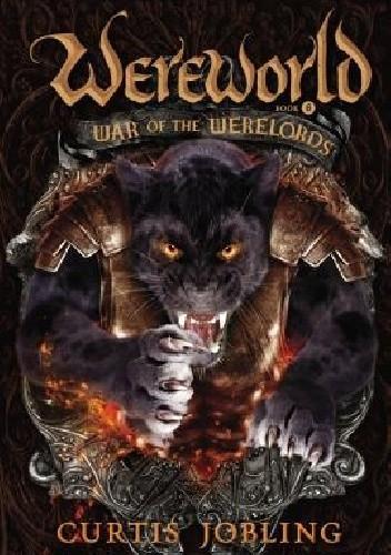 Okładka książki War of the Werelords
