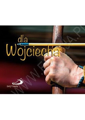 Okładka książki Dla Wojciecha