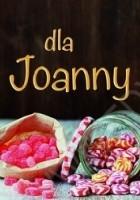 Dla Joanny