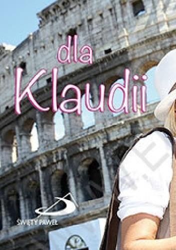 Okładka książki Dla Klaudii