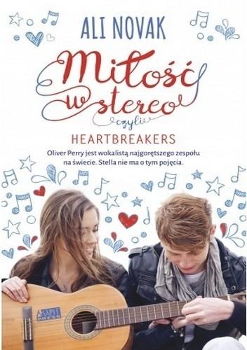 Okładka książki Miłość w stereo, czyli Heartbreakers