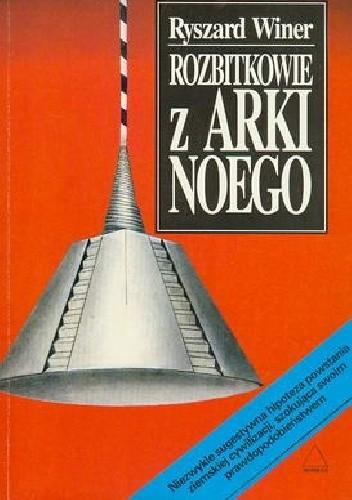 Okładka książki Rozbitkowie z Arki Noego