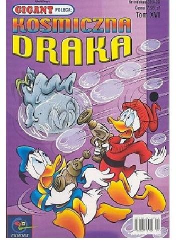 Okładka książki Kosmiczna draka