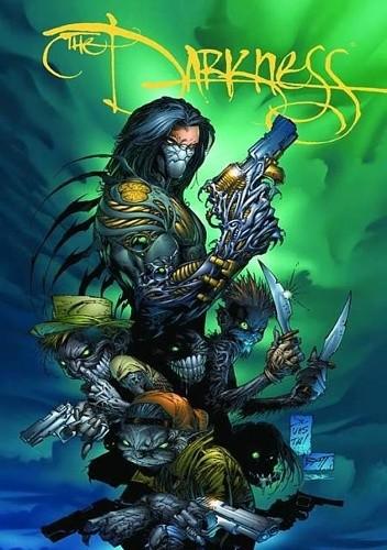 Okładka książki Darkness - 4