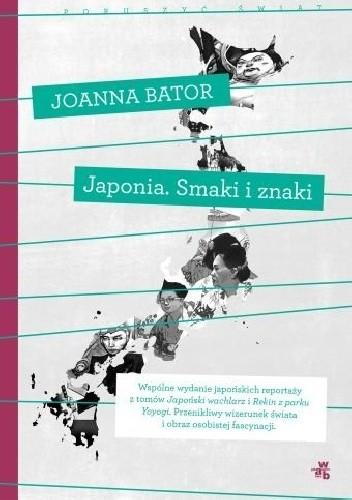 Okładka książki Japonia. Smaki i znaki