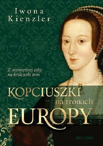 Okładka książki Kopciuszki na tronach Europy
