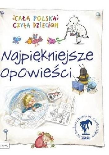 Okładka książki Najpiekniejsze opowieści