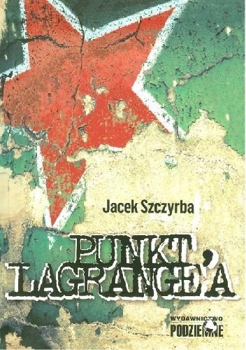 Okładka książki Punkt Lagrange'a