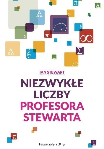 Okładka książki Niezwykłe liczby profesora Stewarta